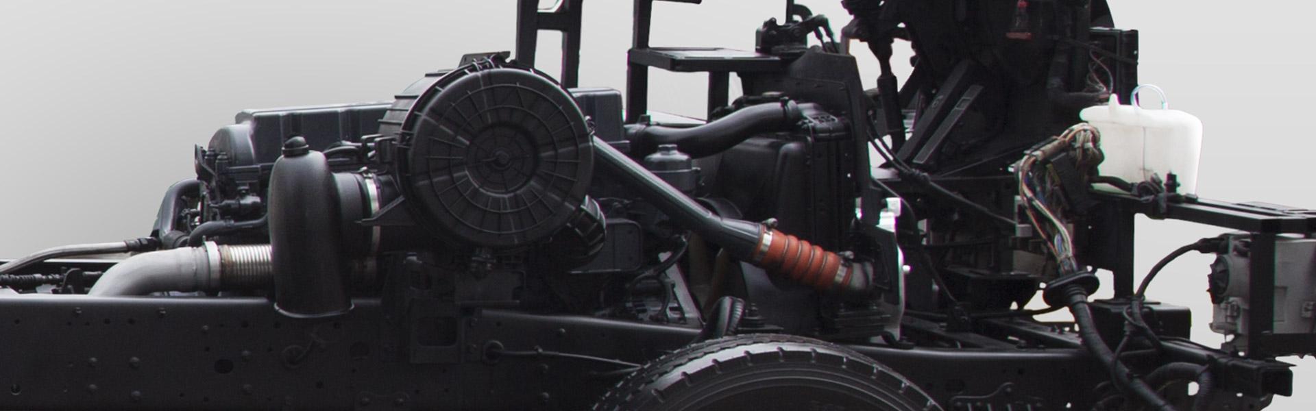 motor chasis 4