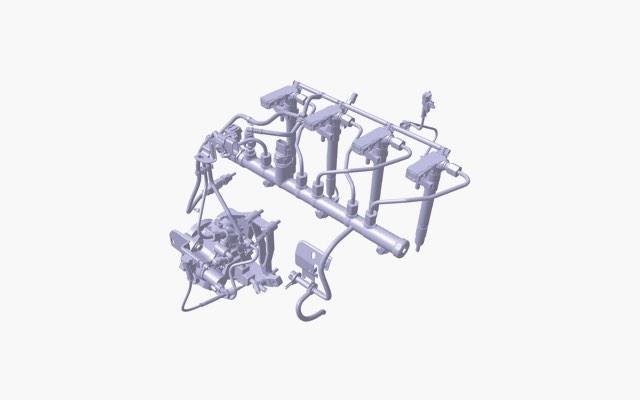 rail inyector