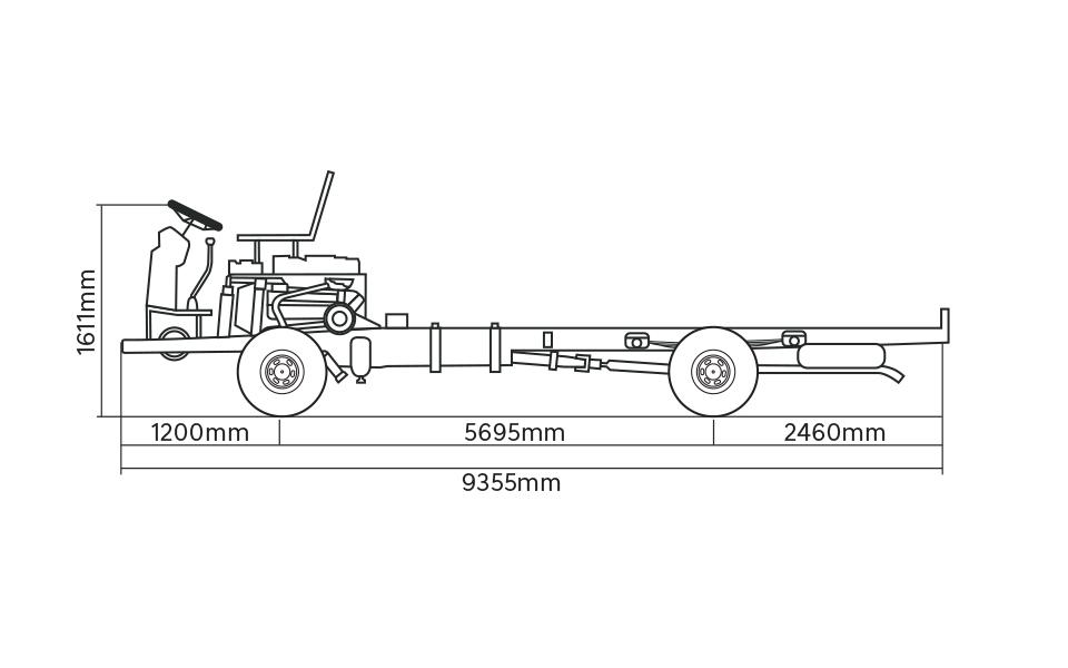 bus chasis iv diagrama1